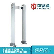 High-End Occasion Security 24 Zones Double Infrared Walkthrough Metal Detector