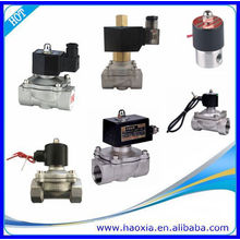2/2way normally open stainless steel solenoid valve 220v ac