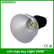 Heiße Verkäufe Ce RoHS COB LED hohe Bucht-Licht 200W