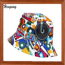 Fashion Custom Digital Printed Bucket Hat with Your Logo