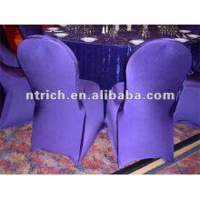 Tampas da cadeira do Spandex barato para casamento/banquete/hotel