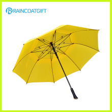 Advertising 30inch*8k Auto-Opening Straight Outdoor Golf Umbrella