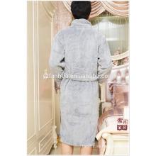 Albornoces de Hotel de hombre absorbente de agua buena tela 100% polyester
