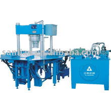 mold-off brick machine