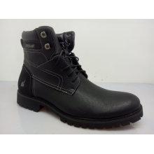 Zapatos de tobillo de encaje para hombre (NX 538)