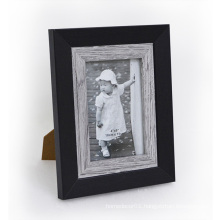 New Black MDF Frame for Home Decoration