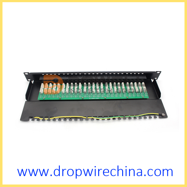 1U Voice Patch Panel