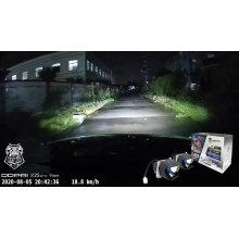 Luz de conducción de la lente del proyector del Bi LED del laser 80W
