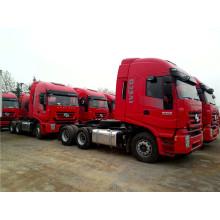 Venta caliente del camión del tractor de Genlyon 6X4 420HP