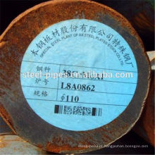 Peso de barras de aço de reforço
