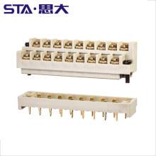 Mitsubishi FX1N-14 24 40 60 Terminal Block  PLC14  24 40 60 Point Double Row Pluggable , 7.62mm 9 14 20 pin