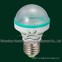E27 LED bombilla pequeña, 12V, 2W, 28LEDs, reemplazar 15w incandescente