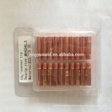 15ak welding torch contact tip (copper/cucrzr)
