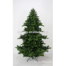 Pre decorado en vivo pvc árbol de Navidad
