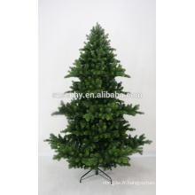 Pré décoré en direct pvc pvc arbre de noel