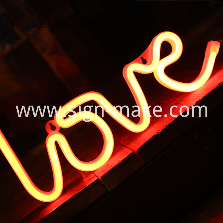 Custom Neon Led Signs