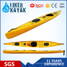 Top Quality Single Seat PE Kayaks with OEM Service