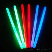 2017 ningbo en gros, forme flexible chimique Glow Stick