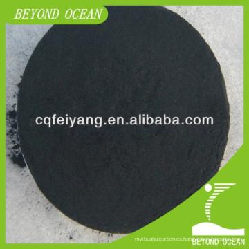 Carbón activado 300mesh Powder para el aceite comestible