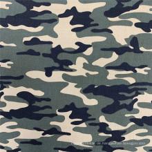 Camouflage Printed NR Bengaline Nepal Armee Uniform Stoff