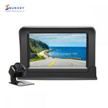 Backup Camera and Monitor Kit System