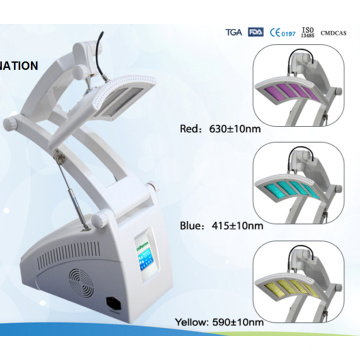 The Popular Way for Skin Rejuvenationpdt Beauty Instrument with Three Colors