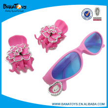 Children toy glasses and hairpin new kids toys for 2014