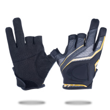 Non Slip Half Fingers Waterproof Fishing Gloves