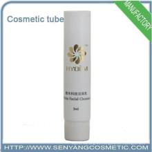 Plástico cosmético tubo de loción tubo tubos de plástico