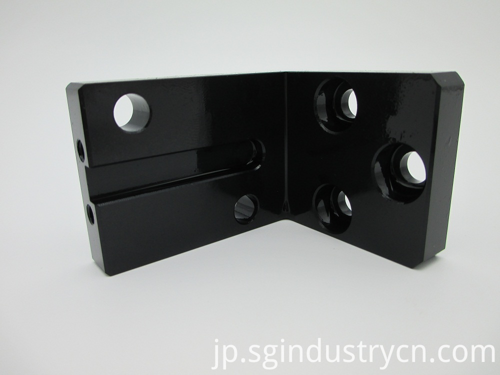 Automotive Industry CNC Spare Parts