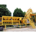 Skip Type Mobile Betong Batching Plant