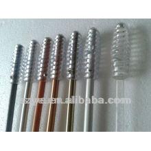 LG02 clear acrylic curtain wand curtain rod sticks
