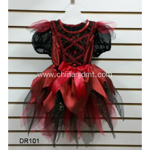 Wine red Party Dress