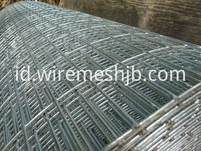 Hot-dip Galvanized Welded Wire