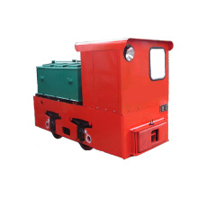 2.5 Ton Underground Mining Electric Battery Locomotive