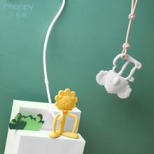 Pequeno lote disponível para bebês recém-nascidos de silicone para dentição