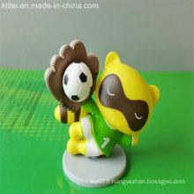 Figurine de personnage en PVC de figure en plastique plastique Hotsale