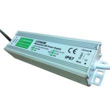 AC-DC Transformador impermeable al aire libre 60W Controlador de luz LED