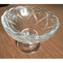 Красивая мороженое Стеклянная чаша Хорошая цена Посуда