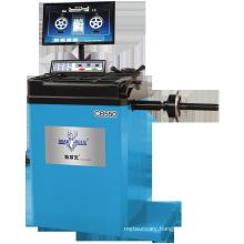 Hot sale ROADBUCK machine CB550 automatic measure wheel balance machine
