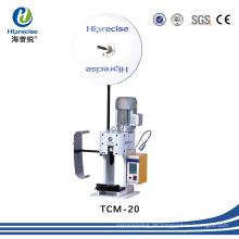 Hochpräzise vollautomatische Flachdraht Kabelklemme Crimpmaschine