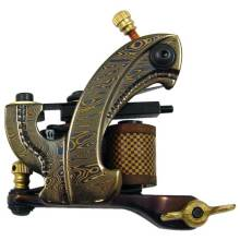 High Quality Damascus Tattoo Machines
