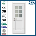 JHK French Mosaic Glass Modern Interior Door