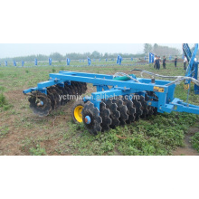 Hot sale 1BZ hydraulic trailing 20 blades disc harrow for agricultural