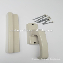 High Quality Investment Casting Stainless Steel Door handles/customized handle/small quantity accepted