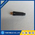 Pièces de rechange pour soudage Tig Medium Back Cap 41V35 pour torche de soudage Tig