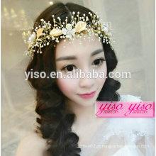 Acessórios de cabelo étnica originais de noiva exclusivos chineses