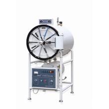 Esterilizador de vapor de presión cilíndrica Horizontal PTS-500yda