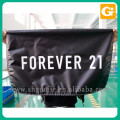 Digital printing custom size hanging banner for advertising