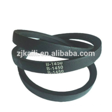 High Quality Wrapped Car Fan Classic Rubber Triangle Belt